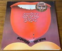 GENTLE GIANT ACQUIRING THE TASTE ~ ORIGINAL FIRST PRESS WHITE LABEL PROMO ~ RARE