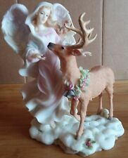 Seraphim Classics Angels Lauren Christmas Spirit 2002