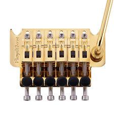 Authentic Floyd Rose Original Hot Rod Tremolo System - Gold w/ R2 Locking Nut
