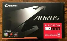 GIGABYTE Aorus Radeon RX 580 Gaming 8GB GDDR5 Graphic Card