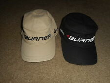 LOT OF 2 TAYLOR MADE BURNER PENTA MENS FITTED PAINTER CAPS S/M - FREE SHIPPING