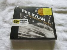 """BOB DYLAN'S 2006 CD """"MODERN TIMES"""" BEST BUY EXCLUSIVE SEALED & COLLECTOR BOOKLET"""
