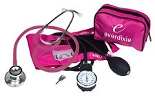 Stethoscope And Manual Adult Blood Pressure Cuff Kit Sphygmomanometer Large BP
