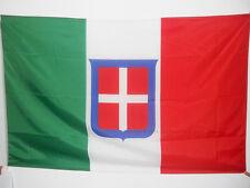 BANDIERA REGNO D'ITALIA 1861-1946 150x90cm - BANDIERA REALE ITALIANA 90 x 150 cm