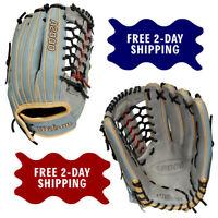 """2021 Wilson A2000 12.5"""" Outfield Fastpitch Softball Glove T125SS Model SuperSkin"""