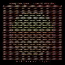 DIFFERENT LIGHT - Binary Suns (Pt 1 Operant Condition) SEALED 2020 RETRO PROG CD