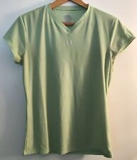 UNDER ARMOUR, V-neck, Women's XL Athletic Shirt