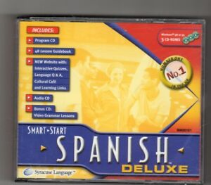 (II281) Smart-Start, Spanish deluxe - 2000 PC CD-ROM