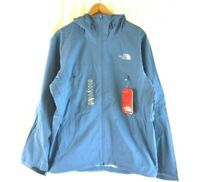 NWT The North Face Men's Moonlight Blue Diad Hooded Jacket Large