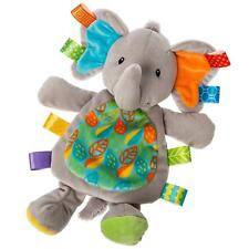 Taggie Elephant Toy Soft Baby Toddler Kids Boy Girl Gift Animal Nursery NEW