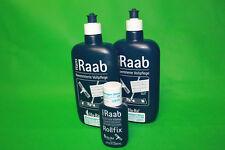 Ha-Ra Pflegemittel 2x 500 ml + Rollfix 0,75 ml  für Fensterreiniger 29,77 pL