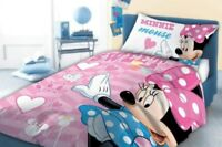Disney Minnie Mouse Baby Bettwäsche  40 x 60 cm + 100 x 135 cm