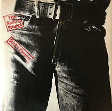 The Rolling Stones - Sticky Fingers (LP) (G++/G++) (1)