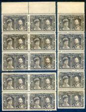 Canada 1908 Quebec ½c x 15 copies mint unmounted (Ref:2019-09-15#08)