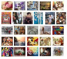 Malen nach Zahlen 40 x 50 cm Komplettset mehr als 70 Motive in Shop zur Auswahl