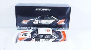 1:18--PMA/ MINICHAMPS--Audi V8 Quattro DTM 1991 H.J. Stuck #1  / 7 E 428