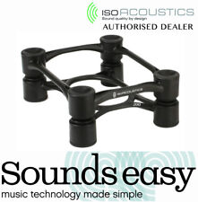 IsoAcoustics Aperta 200 Sculpted Aluminum Acoustic Isolation Stands (PAIR)