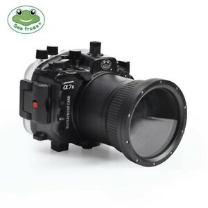 Seafrogs NG 40m Underwater Camera Housing Case for Sony A7 II A7R II A7S II