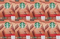 176 Count Starbucks Cinnamon Dolce K-Cup Coffee Pods Best Before August 2020