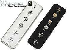 SPILLA pin Mercedes Benz Classic storica STELLE ARGENTO b66043065 NUOVO
