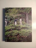 THE HANDMAIDEN - AGASSI - MADEMOISELLE | Blu-ray steelbook / Plain Archive / OOP