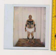 New ListingVintage Polaroid Tattoo Man