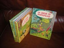 MARSUPILAMI - LOT DES 7 PREMIERS TOMES EN EDITIONS ORIGINALES