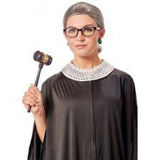 RBG Costume Adult Ruth Bader Ginsburg Halloween Fancy Dress