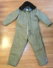 Old Vtg Canadian Flying Suit S.S. Holden Ltd Size 4 Pilot Aviation Coverall