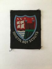 Boy Scout Badge Ribbon Bristol  Boy Scouts Ext