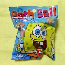 Japanese Bath ball bomb SPONGE BOB Spongebob inside Mascot figure SANTAN  GIFT