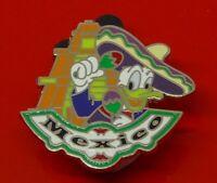 Used Disney Enamel Pin Badge Donald Duck Character 2010 Mexico Badge