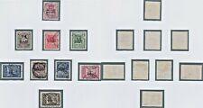 COLONIE EGEO EM. GENERALI 1930 XXI CONGRESSO IDROLOGICO S.3 US FIRM