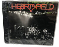 Heartsfield-Live in 75 CD NEW sealed St Louis Country Rock rare OOP
