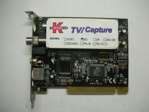 KWorld Bg 878TV Video Capture Card PCI