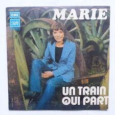 MARIE Un train qui part 2C00612421