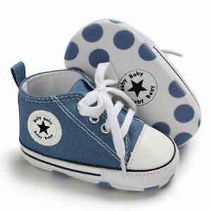 scarpe tipo converse per bambini neonato bimbo bimba scarpa da tennis ginnastica
