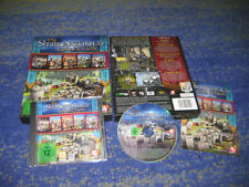 Stronghold Collection für PC alle 5 Teile + Addons BIG BOX Deutsch
