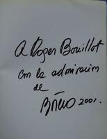 BOTERO Fernando :  Dédicace originale dans Livre - 301 pages #2001