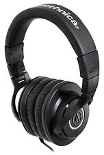 Audio Technica ATH-M40x Closed-Back Dynamic Studio Monitor headphones ATHM40x