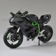 1:12 Maisto Diecast Motorcycle Model Toy Kawasaki Ninja H2 R Sport Bike Replica