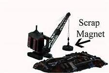 Crane Magnet Scrap Metal Magnet comes Painted for you Ho Scale 1/87