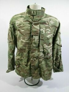 Genuine British Army MTP Shirt Jacket Combat PCS Multicam Surplus Uniform Cadet