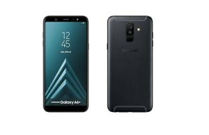 Samsung Galaxy A6+ (2018) in Black Handy Dummy Attrappe  Requisit, Deko, Werbung
