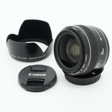 Canon EOS EF 28mm F/1.8 USM Lens