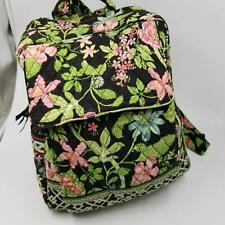 Vera Bradley Botanica Campus Tech Backpack Retired Paisley Laptop Bag