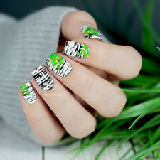 BeautyBigBang Retro Nail Art Stamping Plate Tree Leaf Design Manicure Nail Art