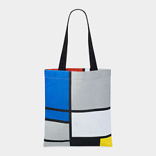 New Modern Colorful Piet Mondrian Tote Bag Shoulder/Handbag Men Women