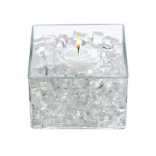 Cubos de gel absorbentes de agua Transparente Rinde mas de 1.4 litros