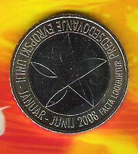 Slovenië  3 Euro ( EU)  Bimetaal   2008  UNC   IN STOCK